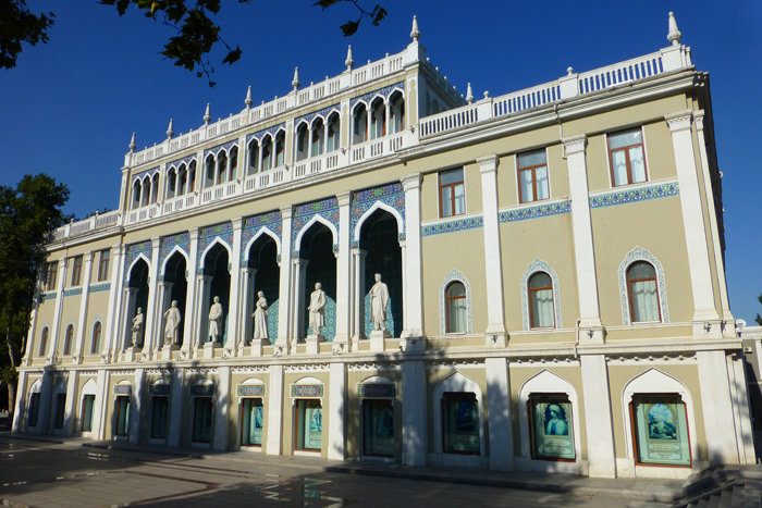 National Azerbaijan Literature Museum is to hold a consultation with the Azerbaijani editors