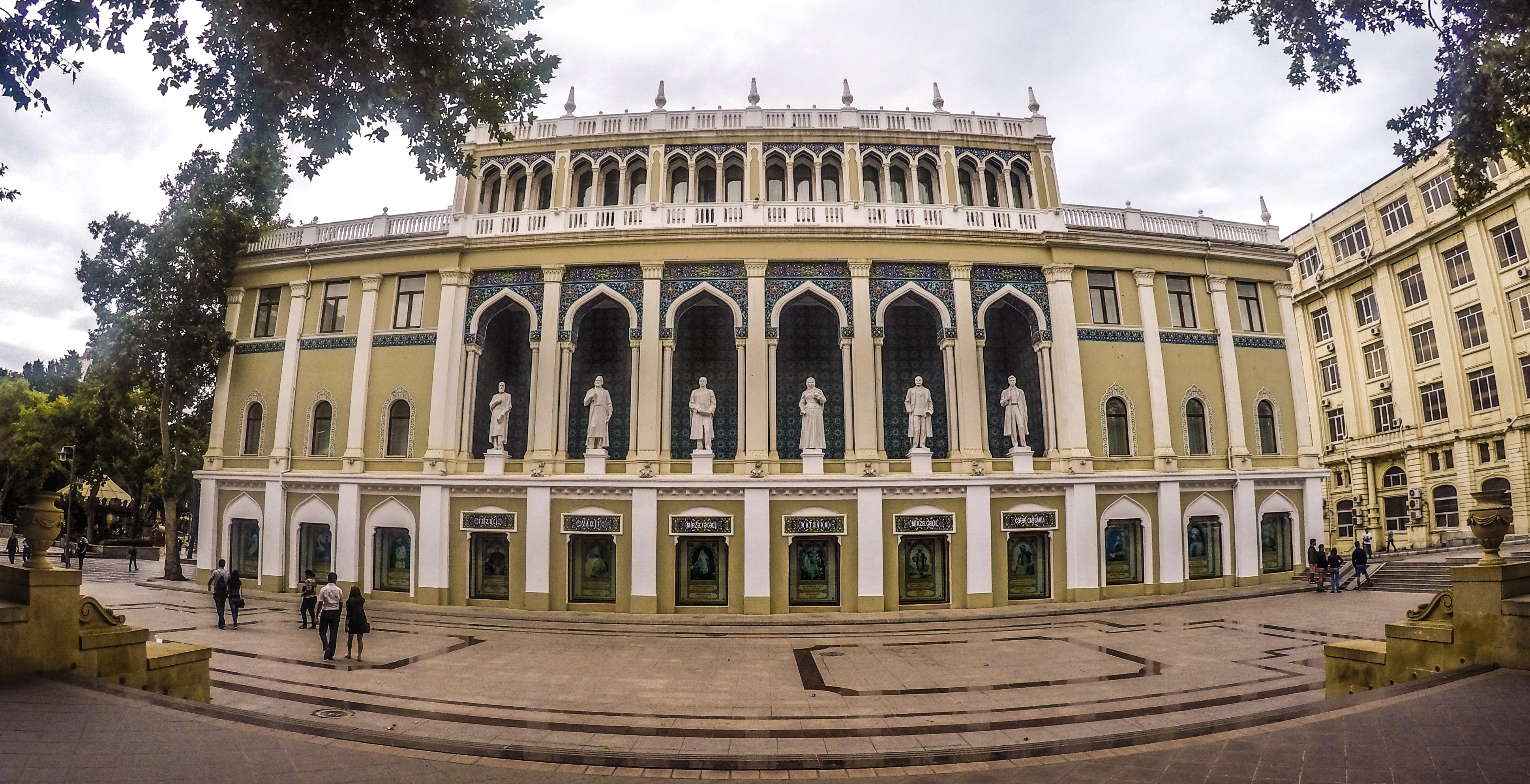 Nizami Museum to host literary-musical event dedicated to national leader Heydar Aliyev's 95th anniversary