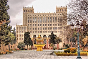 The Graduate Day will be held at the Azerbaijan National Academy of Sciences