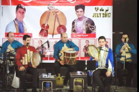 """Aksham gorushleri"" will be dedicated to Nasir Mehtapour, a young singer from South Azerbaijan"