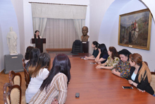 Scientific seminar was devoted to the history of the Azerbaijan language