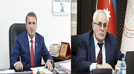 Academicians Isa Habibbayli and Ibrahim Guliyev elected the first vice-presidents of ANAS