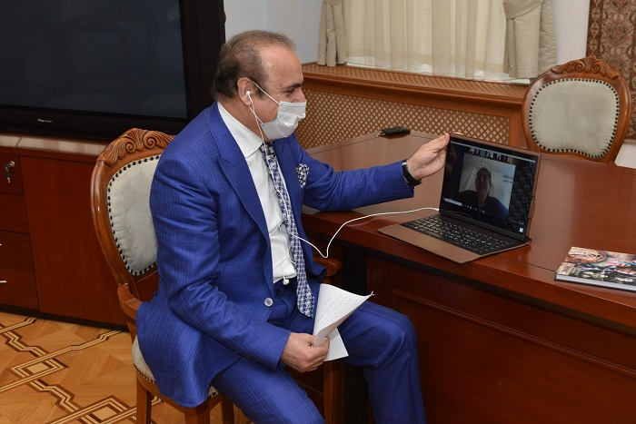 The work done in connection with the 80th anniversary of the National Museum of Azerbaijani Literature
