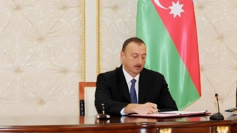 "Decree of AR President on application ""Law of Science"" of the Republic of Azerbaijan dated 14 June 2016"