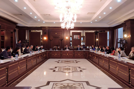 Approved the plan of legislative activities intended for the spring session of the Parliamentary Culture Committee