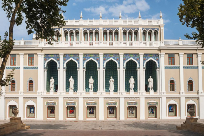 """National Museum of Azerbaijan Literature will host the """"Open Door"""" Day On the occasion of the International Museum Day"""
