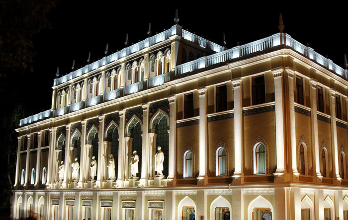 Over the last six months ANAS National Museum of Azerbaijani Literature visited by more than 4 thousand people