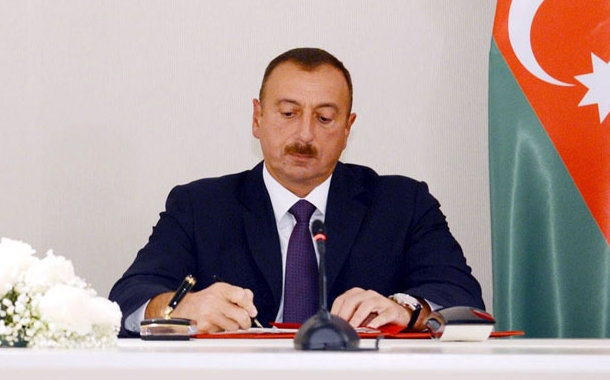 Order of the President of the Republic of Azerbaijan on the celebration of the 150th anniversary of Ahmad Bey Agaoglu