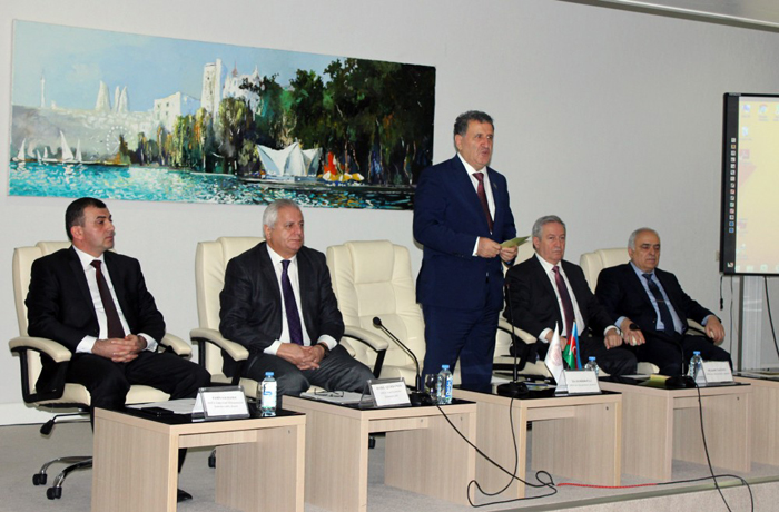"""ANAS held a scientific-practical conference on """"Youth view of modern science"""""""