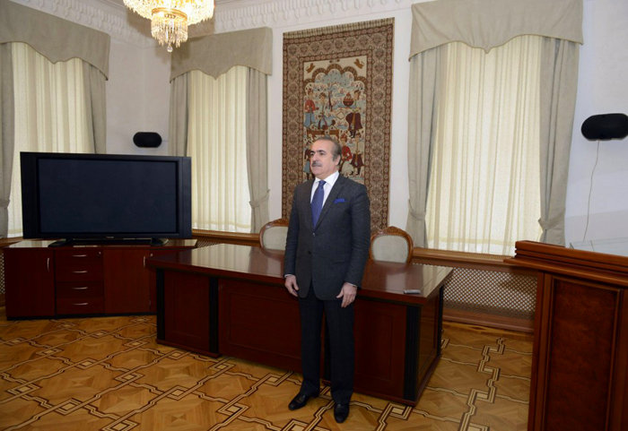 The merits of the great leader Heydar Aliyev in recognition of Azerbaijan in the world scale