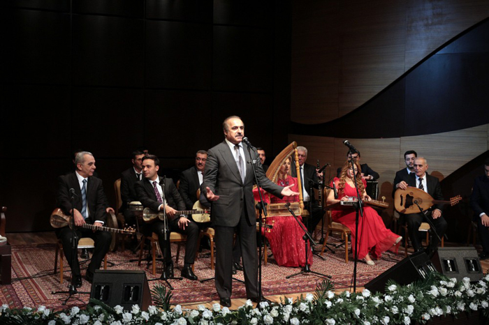 An event dedicated to the 125th anniversary of prominent singer Ahmed Bakikhanov was held