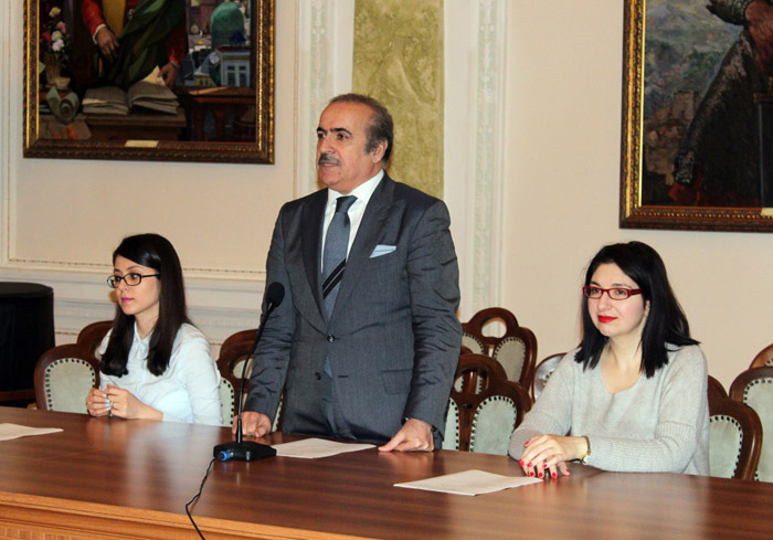 Held a meeting dedicated to the 120th anniversary of Bulbul at Literature Museum