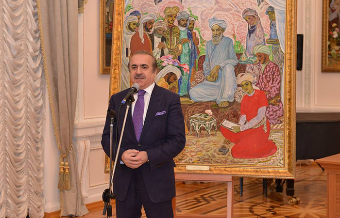 International conference devoted to the 970th anniversary of Omar Khayyam is over