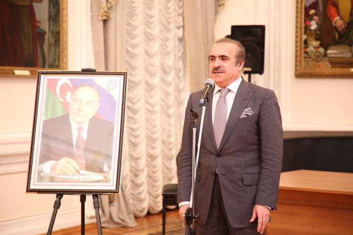 "Scientific session on ""Founder of modern and powerful Azerbaijan - Heydar Aliyev"""