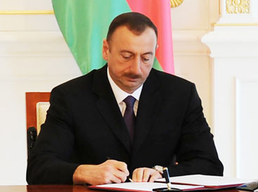 Order of the President of the Republic of Azerbaijan on awarding the employees of the Azerbaijan National Academy of Sciences