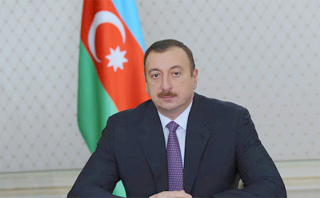 Order of the President of the Republic Azerbaijan about implementing V International Symposium on Azerbaijani Carpet in Baku