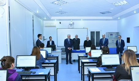 ANAS organized doctoral examinations on philosophy