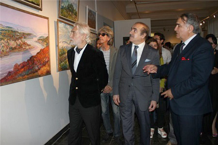 The personal exhibition of the Honored Artist Raisa Rasulzadeh opened