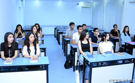 Academic year of masters started at ANAS
