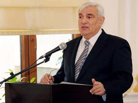 Academician Kamal Abdullayev elected as Honorary Doctor of the Ural Federal University