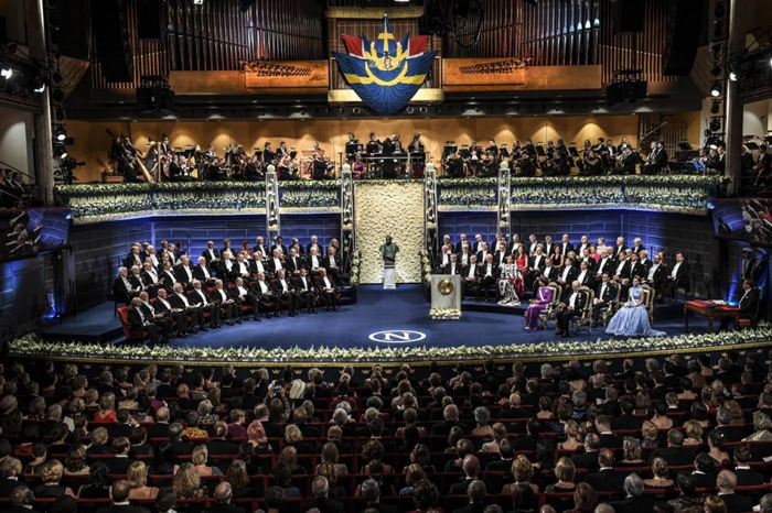 Nobel Prize awards ceremony held In Stockholm,Oslo
