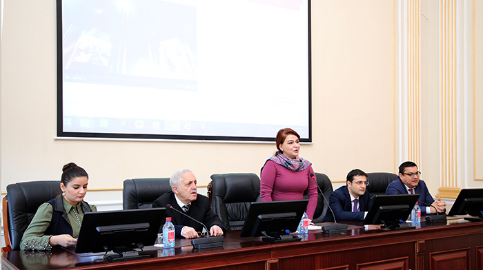 "ANAS held a seminar on improvement of work with appeals to the ""HORİZON-2020"" program"
