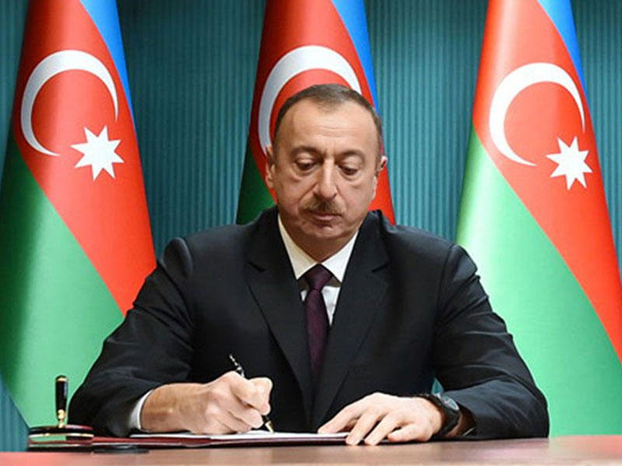 Order of the President of the Republic of Azerbaijan on the celebration of the 100th anniversary of Hajibaba Huseynov