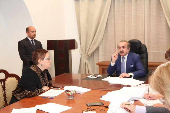 Discussed dissertation topics at the meeting of the Scientific Council on Philology Problems