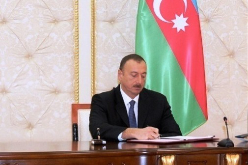 Order of the President of the Republic of Azerbaijan on the perpetuation of the memory of A.J.Malikov
