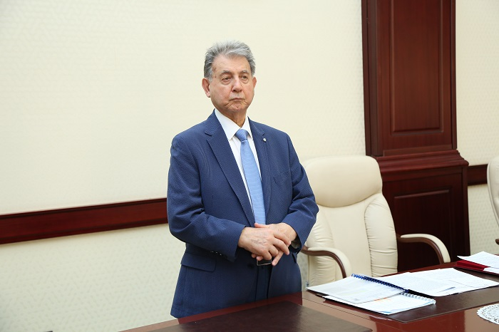 A strategy for the development of Azerbaijani science in the new stage is being prepared