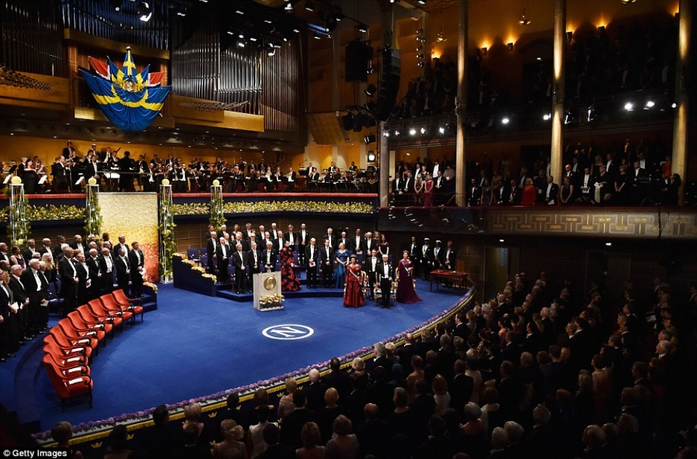 Nobel Week in Stockholm and Nobel Peace Prize events in Oslo 2019