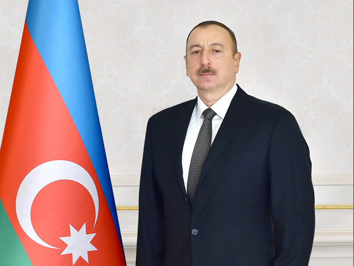 Order of the President of the Republic of Azerbaijan on the 145th anniversary of the Azerbaijani national press