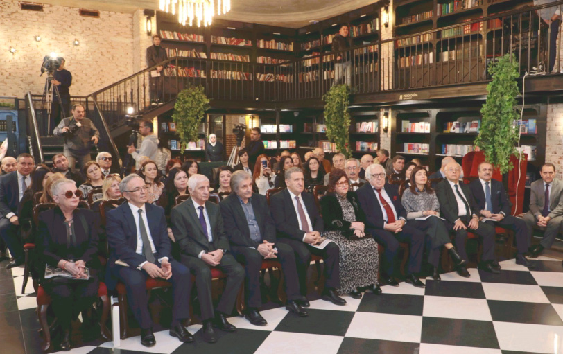"""Gobustan"" journal celebrates its 50th anniversary"