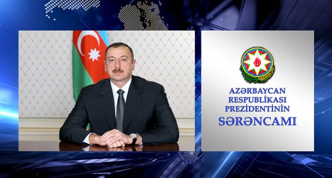 "Order of the President of the Republic of Azerbaijan on the creation of the State Historical, Cultural and Natural Reserve ""Mount Beshbarmag"""