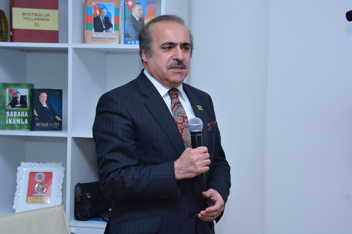 "Academician Rafael Huseynov: ""It is necessary to train highly qualified specialists in the field of linguistics"""