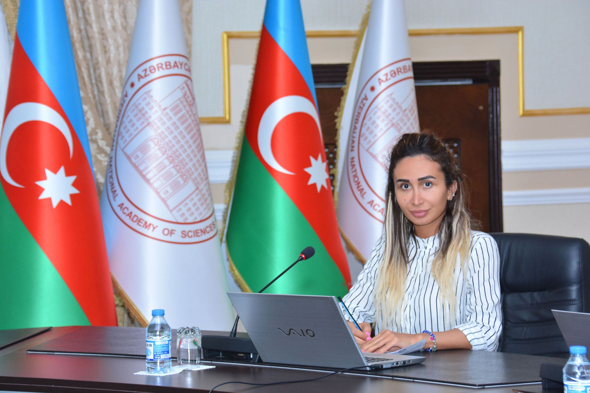 Nasimi's creativity is of great importance in terms of learning the history of Azerbaijani