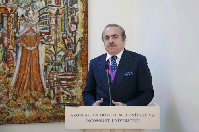 A conference dedicated to the interaction of science, culture and art kicked off