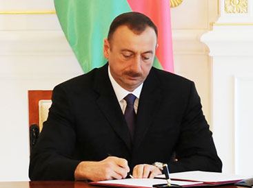 Order of the President of the Republic of Azerbaijan on the 100th jubilee of outstanding Azerbaijani composer Gara Garayev